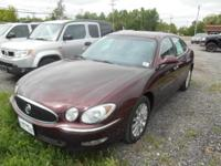 2007 Buick LaCrosse CXS V-6 Engine Automatic