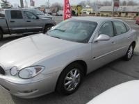 This 2007 Buick Lucerne CX sedan features a 3.8-liter