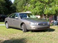 2007 Buick LaCrosse Sedan This amazing car has only
