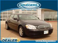 Cruising in this 2007 Buick Lucerne CXL V6 is better