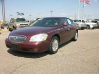 Options Included: N/AThis 2007 Buick Lucerne CX sedan