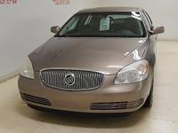 Options:  2007 Buick Lucerne Cx|Features Include Am/Fm