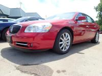 Options:  2007 Buick Lucerne Cxs 4Dr