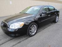 CHECK OUT THIS SUPER SPACIOUS 4dr 2007 BUICK LUCERNE