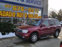 Options:  2007 Buick Rainier Visit Adado Auto Sales