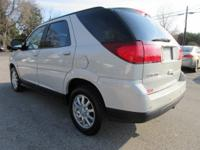 Options:  2007 Buick Rendezvous Cx|Cappuccino Frost