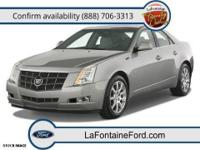 *New Arrival* This 2007 Cadillac CTS will sell fast
