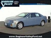 2007 Cadillac CTS...LEATHER SEATS!!!, This vehicle
