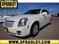 2007 Cadillac CTS 4dr Car Our Location is: Spradley