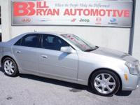 2007 Cadillac CTS 4dr Car Our Location is: Bill Bryan