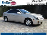 CLEAN CAR FAX CADILLAC CTS BASE**TWO OWNER**Boasting