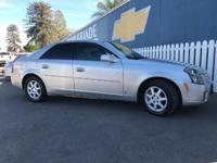 Options:  2007 Cadillac Cts 4Dr Sdn 3.6L Used|Light