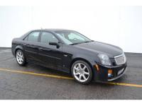 CTS-V Standard Package. Won't last long! In a class by