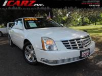Consider this beautiful 2007 Cadillac DTS ... high-end