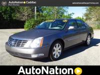 Check out this gently-used 2007 Cadillac DTS we