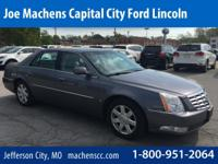 Gasoline! Nice car! 2007 Cadillac DTS FWD.  This 2007