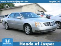 Options:  2007 Cadillac Dts 4Dr Sdn|Front Wheel