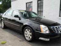 2007 Cadillac DTS Base - LOW FINANCING STK#221766 fuel: