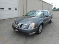 Don't miss this Beautiful 2007 Cadillac DTS with Moon