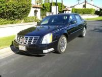 2007 Cadillac DTS Luxury II 1 Owner. Gold Package,