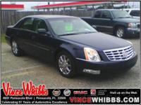 2007 CADILLAC DTS SEDAN 4 DOOR Our Location is: Astro
