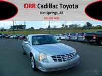 2007 Cadillac DTS Sedan Our Location is: ORR Cadillac