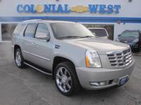 ***SHEER BEAUTY***This 2007 Cadillac Escalade is the
