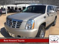 We are excited to offer this 2007 Cadillac Escalade.