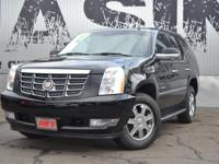 This 2007 Cadillac Escalade 4dr Escalade AWD With
