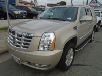 Options:  2007 Cadillac Escalade|Our 2007 Cadillac