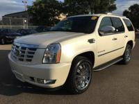 The Cadillac Escalade is a full sized Truck/SUV. Some