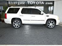 New Arrival! This 2007 Cadillac Escalade will sell fast