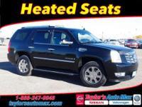 Exterior Color: black, Body: SUV, Engine: 6.2L V8 16V