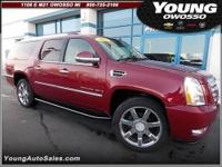 2007 CADILLAC ESCALADE ESV Our Location is: Young