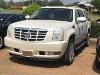 Options:  2007 Cadillac Escalade Esv|White/|V8 6.2L