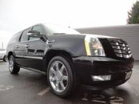 This 2007 Cadillac Escalade ESV just came in, it is