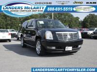 This 2007 Cadillac Escalade ESV has 89,162 miles!