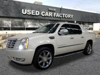 Options:  2007 Cadillac Escalade Ext Base|Awd 4Dr Crew