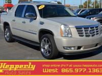 Just Reduced! 2007 Cadillac Escalade EXT, Navigation,