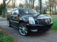 2007 Escalade EXT fully loaded with 62k miles. This