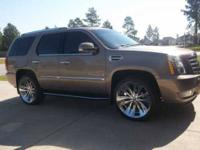 2007 Cadillac Escalade EXT Truck 79,500 All wheel drive