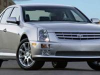 Options:  2007 Cadillac Sts|White/|V6 3.6L