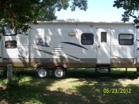 2007 Puma by Palimino camper, pull behind, 30 ft. with