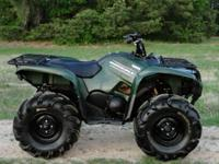 2007 Can-Am Outlander 650. Nice, nice quad! Fuel