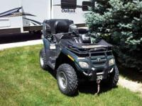 2007 Can-Am Outlander Max Powersport This amazing 4x4