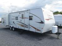 2007 Captiva by Coachmen design 281RBS. This camper is