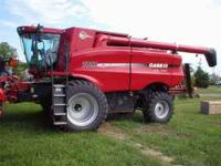611 SEPARATOR HOURS, 4X4, Duals, High Wear Version
