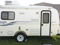 You Are Looking At A 2007 Casita Travel Trailer 17 FT