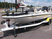 2007 Champion 210 Elite DC powered by a Yamaha 250 VMax