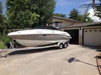 2007 Chaparral 235 Please contact the owner @